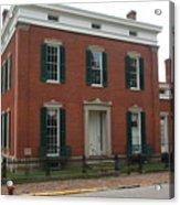 Historic Home Acrylic Print