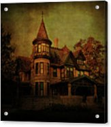 Historic House Acrylic Print