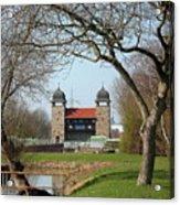 Historic Lift Lock II Acrylic Print