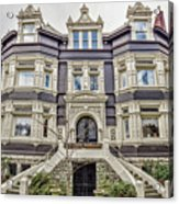Historic Old Louisville - William Wathen House 1895 Acrylic Print