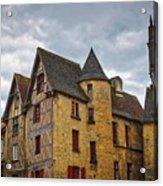 Historic Sarlat - La - Caneda France Acrylic Print