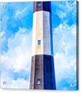Historic Tybee Island Lighthouse Acrylic Print