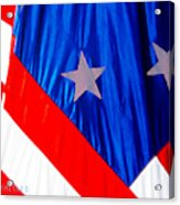 Historical American Flag Acrylic Print