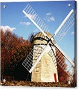 Historical Windmill Acrylic Print
