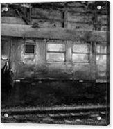 History Train Acrylic Print