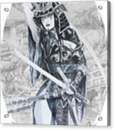 Hisuiko  Acrylic Print