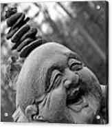 Ho Tai  Buddha Acrylic Print