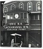 Hoboken Ferry C1966 Acrylic Print