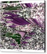 Hodge Podge Art Acrylic Print