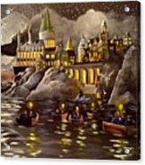Hogwarts Castle 2 Acrylic Print