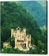 Hohenschwangau Castle 1 Acrylic Print