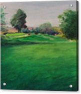 Hole 6 Natures Kiss Acrylic Print