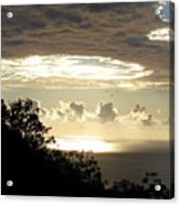 Hole In The Sky Acrylic Print by Gregory Young