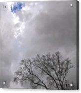Hole In The Sky Acrylic Print