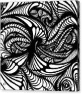 Hole Acrylic Print