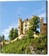 Holenschwangau Castle 5 Acrylic Print