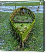 Holes Bay - England Acrylic Print