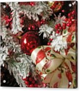 Holiday Cheer I Acrylic Print