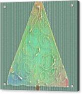 Holiday Tree Acrylic Print
