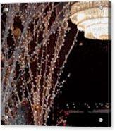 Holiday Wonderland Of Lights 2 Acrylic Print