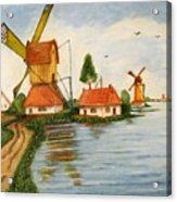 Holland Acrylic Print