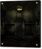 Hollinshead Hall Well House Acrylic Print