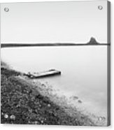 Holy Island - Minimalism Acrylic Print