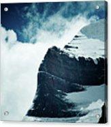 Holy Kailas West Slop Himalayas Tibet Artmif.lv Acrylic Print
