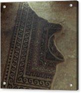Holy Land: Masada Acrylic Print