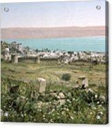 Holy Land: Tiberias Acrylic Print