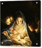Holy Night Acrylic Print
