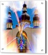 Holy Trinity Cathedral  Acrylic Print