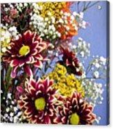 Holy Week Flowers 2017 4 Acrylic Print