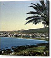 Holyland - Mount Carmel Haifa Acrylic Print