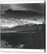 Homage To Ansel Acrylic Print