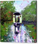 Homage To Monet Acrylic Print