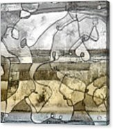 Homage To The Gernikara Acrylic Print