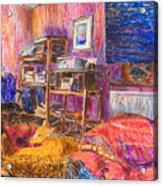Home Alone Acrylic Print