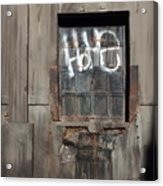home door II Acrylic Print