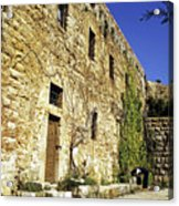 Home Of The Famous Lebanese-american Poet And Artist Khalil Gibran Acrylic Print by Sami Sarkis