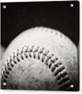 Home Run Ball II  Acrylic Print