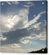 Homestead Sky Acrylic Print