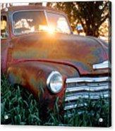 Homestead Truck Acrylic Print