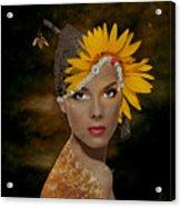 Honey Acrylic Print