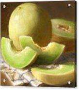 Honeydew Melons Acrylic Print