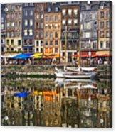 Honfleur France Acrylic Print