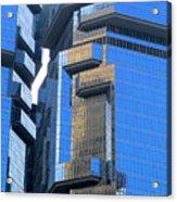 Hong Kong Architecture 40 Acrylic Print