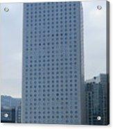 Hong Kong Architecture 41 Acrylic Print