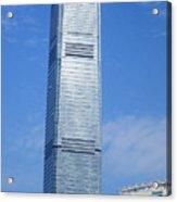 Hong Kong Architecture 45 Acrylic Print