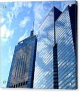 Hong Kong Architecture 58 Acrylic Print